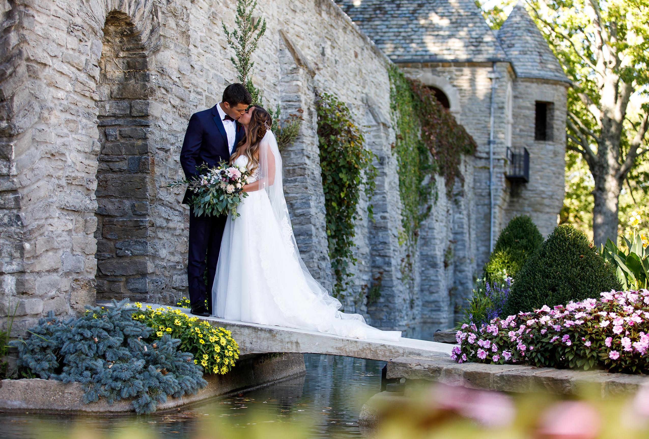 wedding flowers outdoor venue cincinnati reception